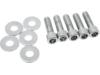 Colony Sprocket Mount Custom Hardware Kits, Allen - Chrome  8835-10