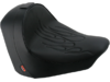 Z1R Solo Seat with Plug-In for Backrest, Flame Stitch