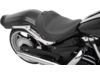Z1R Solo Seat with Plug-In for Backrest, Smooth