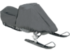 "Parts Unlimited Black 71""-88""/Small Snowmobile Universal Cover"