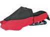 "Parts Unlimited Red Up To 116"" Snowmobile Total Cover"