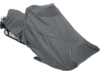 Parts Unlimited Trailerable Total Snowmobile Cover, Black