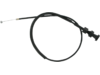 Parts Unlimited Black Vinyl Choke Cable