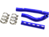 Moose Blue Replacement Radiator Hose Kit