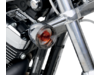 Drag Specialties Turn Signal Lens Kit, Smoke