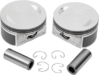 "Drag Specialties 9.2:1 Compression Ratio; 3.750"" Bore Piston Kit"
