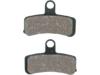 Drag Specialties Organic Kevlar Front Brake Pads