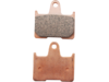 Drag Specialties Sintered Metal Rear Brake Pads