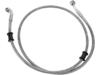 Drag Specialties Standard Stainless Steel Brake Line