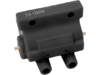 Drag Specialties 3 OHM Dual-Fire Ignition Coil, Black