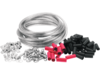 Drag Specialties 25' Replacement Bulk Cable, Clear