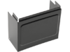 Drag Specialties Battery Cover, Gloss Black