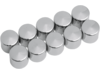 "Drag Specialties 3/8"" Hex Bolt Covers, Chrome"