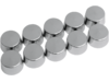 "Drag Specialties 1/2"" Hex Bolt Covers, Chrome"