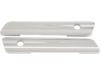 Drag Specialties Saddlebag Hinge Covers, Chrome