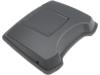 Drag Specialties Precision Tourbox LID, Black