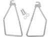 Drag Specialties Saddlebag Support Bracket, Chrome