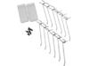 Drag Specialties Replacement Clamshells Hook Kit