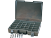 Drag Specialties Steel Spacer Kit, Chrome