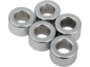 "Drag Specialties 5/16"" x 3/8"" Steel Spacer Kit, Chrome"