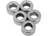 "Drag Specialties 3/8"" x 3/8"" Steel Spacer Kit, Chrome"