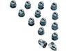 Drag Specialties Acorn Rocker Box Bolt Set, Chrome