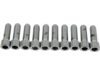 "Drag Specialties 5/16""-18 x 1"" Coarse-Thread Socket-Head Bolt, Chrome"