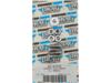 Drag Specialties License Plate Mount Socket-Head Bolt Set, Chrome