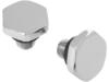 Drag Specialties Fork Tube Cap, Chrome