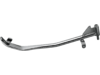 "Drag Specialties Chrome Steel Kickstand, 12 3/4"" L"