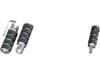 "Drag Specialties Soft-ride Small Diameter Pegs w/ 5/8"" Female Mount"