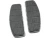 Drag Specialties Floorboards w/ Dampers