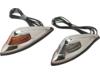 Drag Specialties Nostalgia-Style Front Fender Light, Chrome