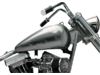 Drag Specialties 3.5 Gallons Fat Bob-Style Flatside Gas Tank