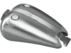 "Drag Specialties 4.2 Gallon One-Piece 2"" Extended Gas Tank"