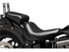 Le Pera  Deluxe Smooth Pillion Pad for Bare Bones Solo Seat  LKS-007PDX