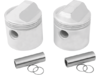 "Drag Specialties +.010"" to 3 3/16"" Bore Aluminum Replacement Pistons"