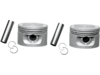 Drag Specialties XL Evolution 9:1 Ratio, 3.498: Bore Piston Kit