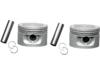 Drag Specialties XL Evolution 9:1 Ratio, 3.498: Bore Piston Kit