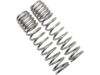Progressive Suspension 12 Series Shock Springs 105/150 Chrome