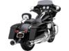 Cobra Race Pro Chrome Slip-On Mufflers