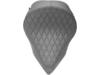 Drag Specialties Low-Profile Solo Front Seat, Diamond Stitch
