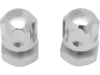 """Drag Specialties 1/4""""-20 Six-Shooter Seat Mount Knobs"""