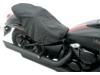 Drag Specialties Rain Cover For Predator/Solo Seat, Black