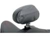 "Drag Specialties ""The Convertible"" EZ Glide II Large Backrest, Black"