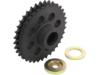Drag Specialties Solid Steel Compensator Sprocket Kit, 34 Tooth