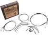 Burly Brand Extended Cable/Brake Line Kit for 12in. Ape Hanger Bar