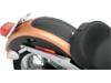 Drag Specialties Rear Fender Skin, Embossed Gator