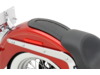 Drag Specialties Rear Fender Skin, Flame Stitch