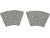 Drag Specialties Front OEM Replacement Brake Pad